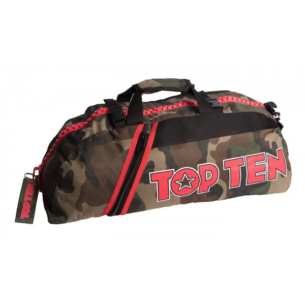 "Сумка-рюкзак Top Ten sportsbag 67"""