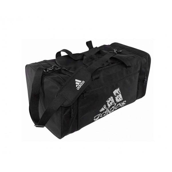 Сумка спортивная Team Bag M черная adiACC106-M