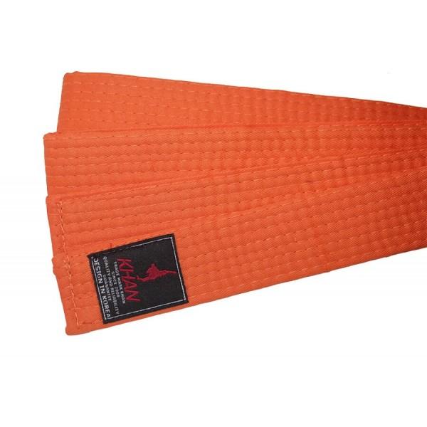 Пояс Khan  оранжевый