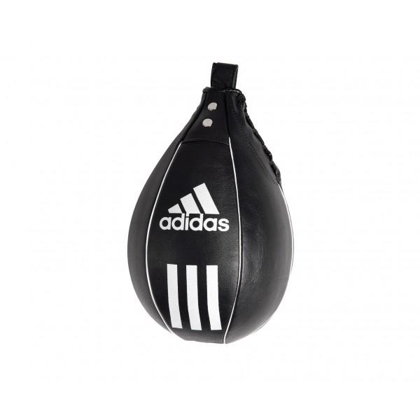 Груша пневматическая скоростная Speed Striking Ball Leather черная adiBAC091