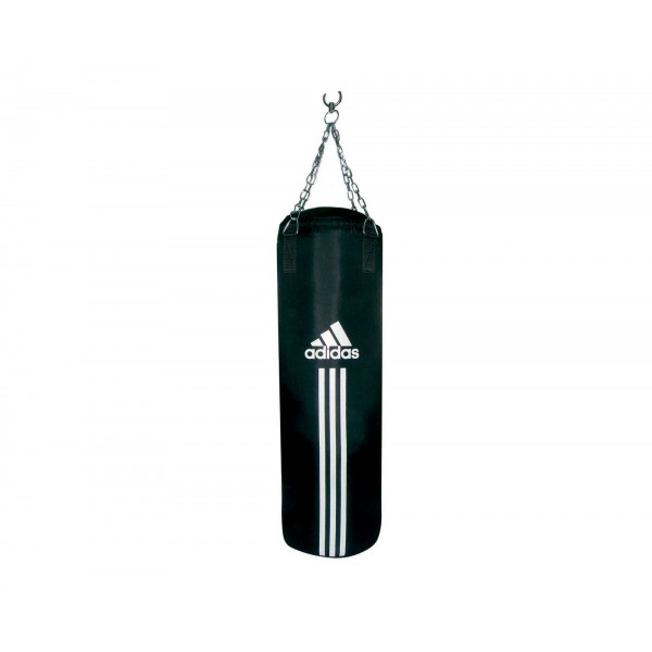 Мешок боксерский Punching Bag In Canvas черный adiBAC12