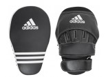 Лапы Training Curved Focus Mitts Long черные adiBAC02