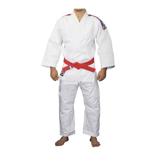 Белое кимоно для дзюдо Profi Judo Standart