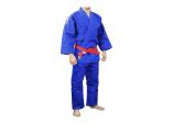 Синее кимоно для дзюдо Profi Judo Standart
