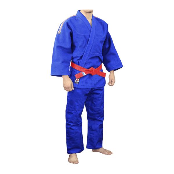 Кимоно для дзюдо Master Profi Judo синее
