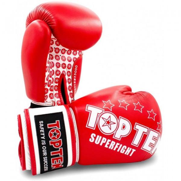 Перчатки для бокса Top Ten  Superfight 3000
