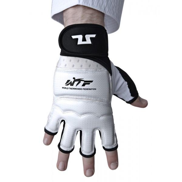 TUSAH перчатки для тхэквондо WT aproved / EZ-Fit Hand Protektor PU