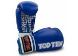 Перчатки для кикбоксинга WAKO Fight 10 oz NEW кож. зам.