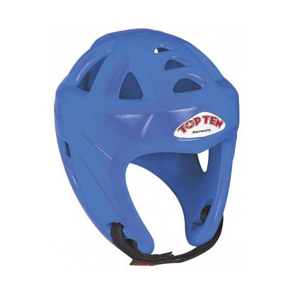 Шлем резиновый Top Ten AVANGADRD для тхэквондо и кикбоксинга  (топ тен авангард