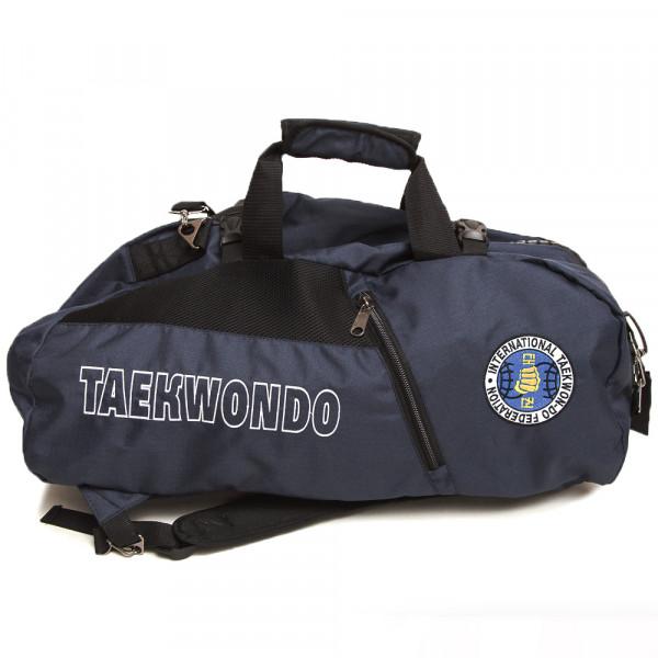 Сумка-рюкзак MC Sport с эмблемой тхэквондо