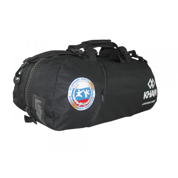 Сумка-рюкзак трансформер каратэ Khan