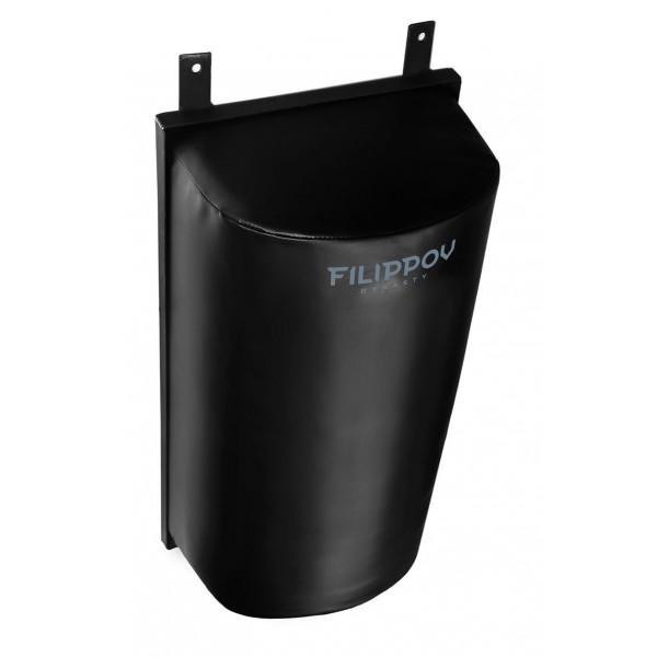 Подушка профессиональная «Полусфера» большая 75см/42см/27см из лодочного материала ПВХ 950
