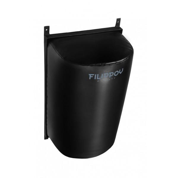 Подушка профессиональная «Полусфера» малая 60см/40см/27см из лодочного материала ПВХ 950