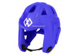 Шлем защитный Khan S1 синий тхэквондо