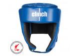 Шлем для кикбоксинга Clinch KICK синий