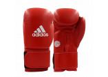 Перчатки  для кикбоксинга Adidas KICKBOXING TRAINING GLOVE КРАСНЫЕ ADIWAKOG2