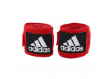 Бинты Adidas AIBA New Rules Boxing Grepe Bandage эластичный красный